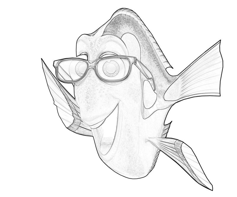 dory-glasses-coloring-pages