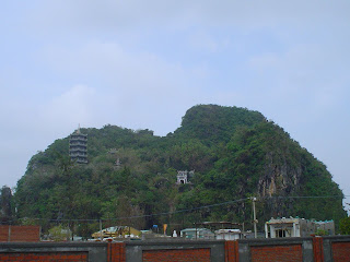 Pagoda en Danang (Vietnam)