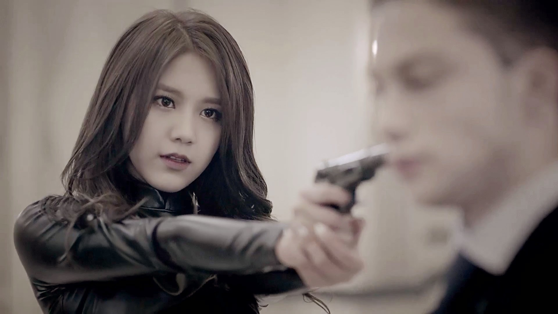 AoA Like A Cat Hyejeong
