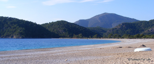Belcekiz Beach, Ölüdeniz, Turkey