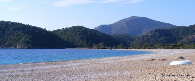 Belcekiz Beach, Ölüdeniz, Turkey