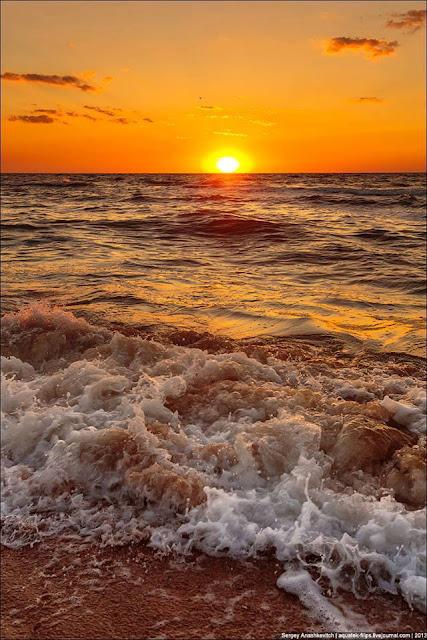 Foto Panorama Sunset yang Mengagumkan-15