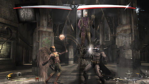Screen Shot Of Injustice Gods Among Us (2013) Full PC Game Free Download At Downloadingzoo.Com