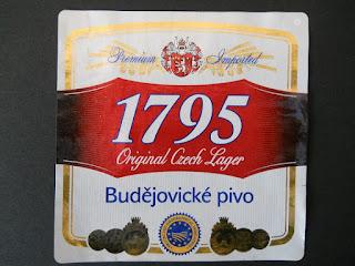 1795 Budejovické beer