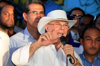 Mejía regresa este viernes a Santo Domingo Este; recibirá respaldo del Poly