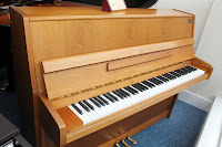 Yamaha upright piano on offer