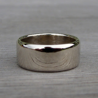 recycled wedding band