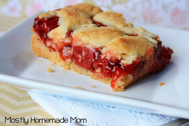 Cake Recipe Using Canned Cherry Pie Filling