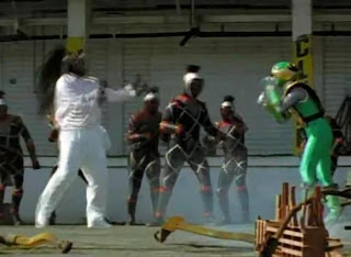SGB Fansub - Power Rangers Ninja Storm Episode 30