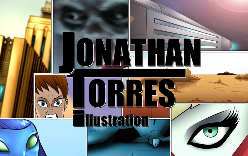 Jonathan Torres Illustration