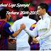 Jadwal Liga Spanyol Terbaru 2014-2015