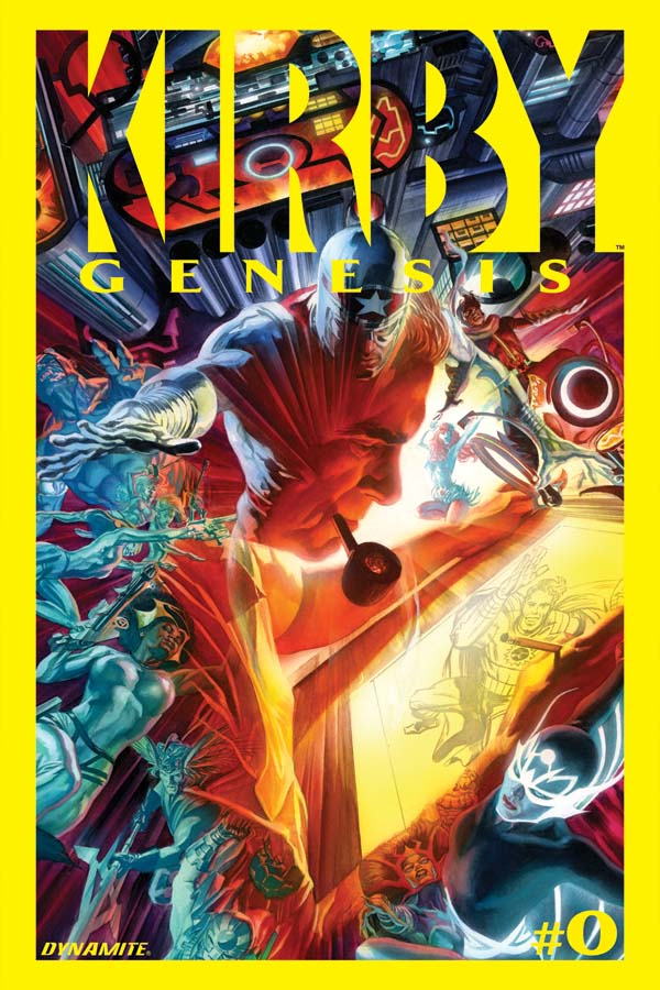 marvels alex ross cbr