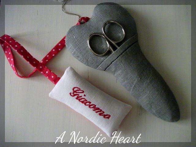 A nordic heart dei pensierini in valigia - Un altro modo per dire porta ...