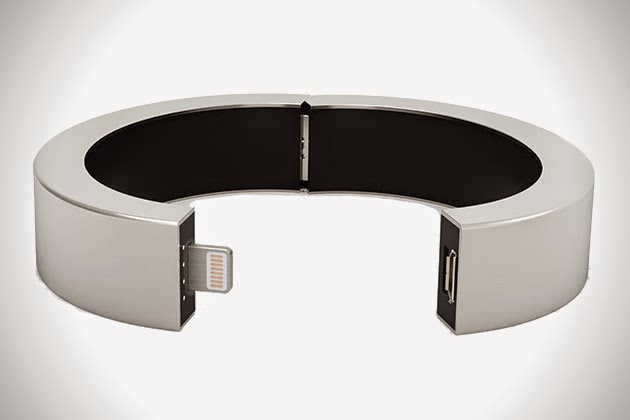 QBracelet Wearable Battery Charger