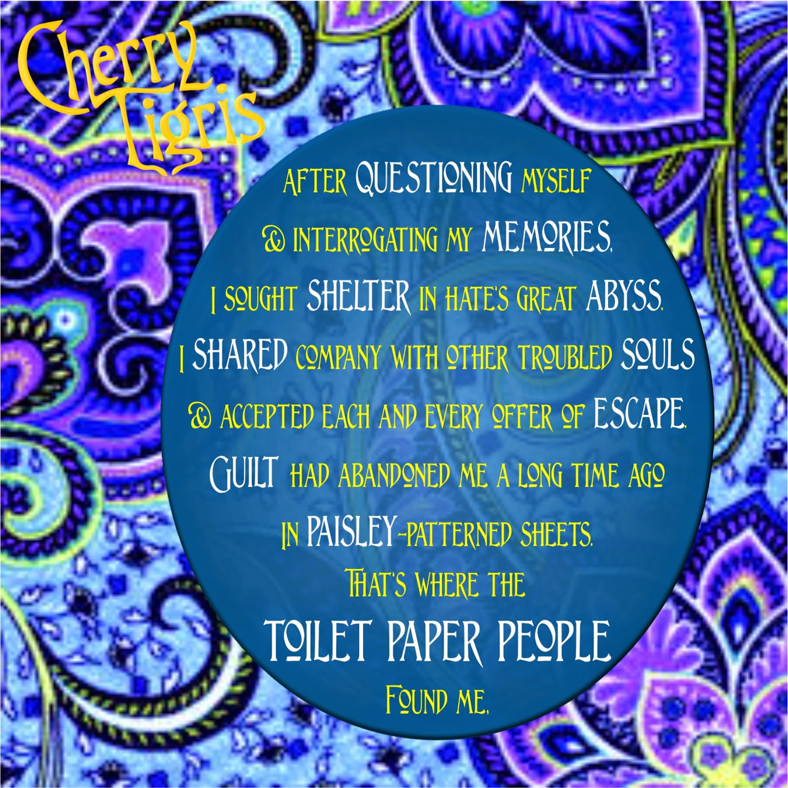 http://www.amazon.com/Toilet-Paper-People-Cherry-Tigris/dp/1453855343