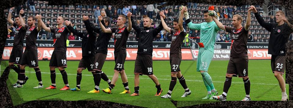 Vitória em casa, contra FSV Frankfurt.