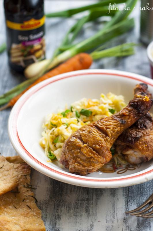 Kurczak z pastą curry i mlekiem kokosowym przepis