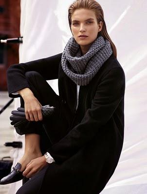 Massimo Dutti otoño invierno Urban Style Women lookbook