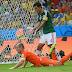La FIFA no sancionará a Robben