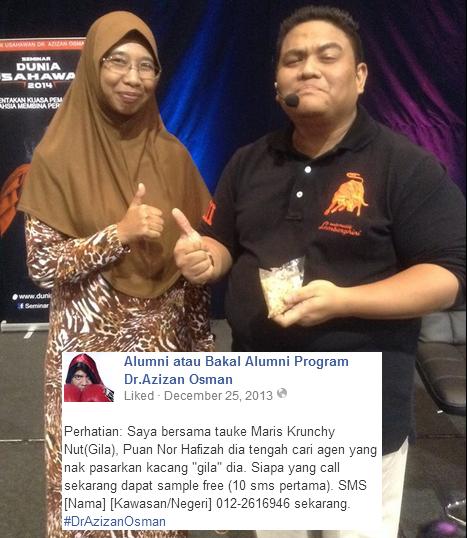Bersama Dato Dr.Azizan Osman