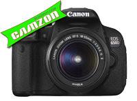 Kamera Canon EOS 650D