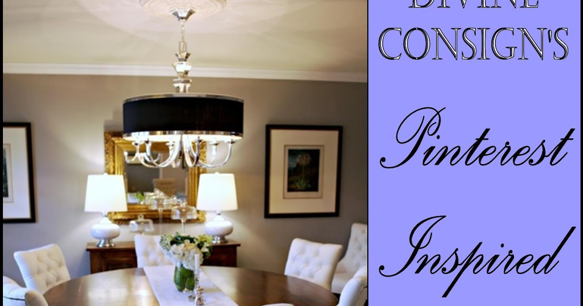Divine Consign Divine S Pinterest Inspired Room Chic