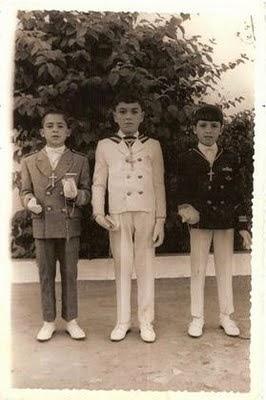PRIMERA COMUNION AÑO 1966