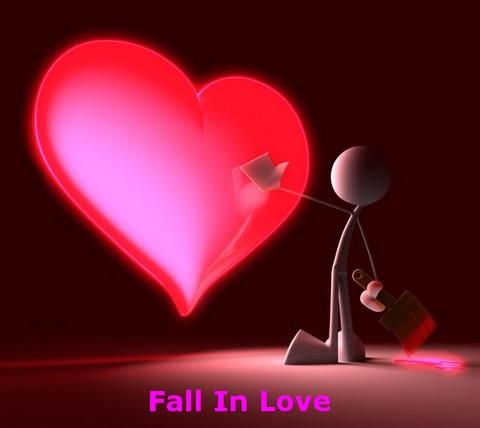 cinta - perasaan cinta | jatuh cinta