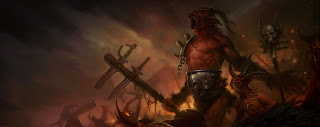Feiticeiro Diablo 3