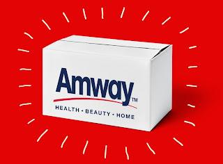 Amway English Logo