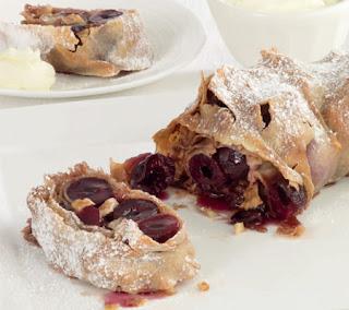 Cherry-Strudel-Recipe