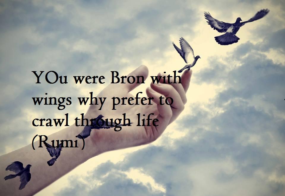 Rumi Quotationsinspirational Quotelife Quote Inspirational