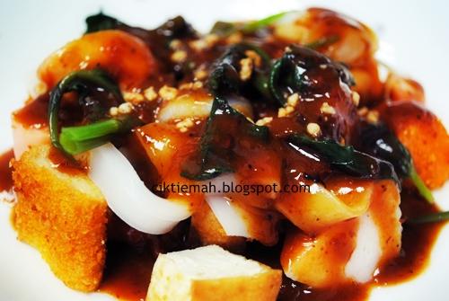 Resepi masakan Kuah Yong Tau Fu yang mudah dimasak.