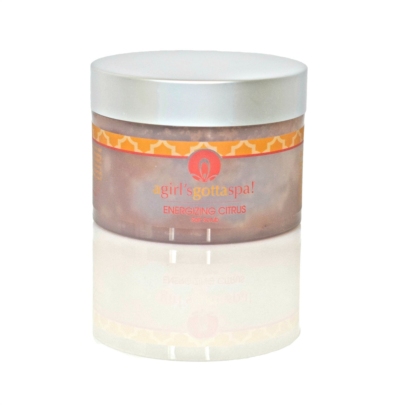 A Girl's Gotta Spa Energizing Citrus Salt Scrub notesfrommydressingtable.com