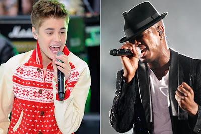 Ne-Yo VS. Justin Bieber