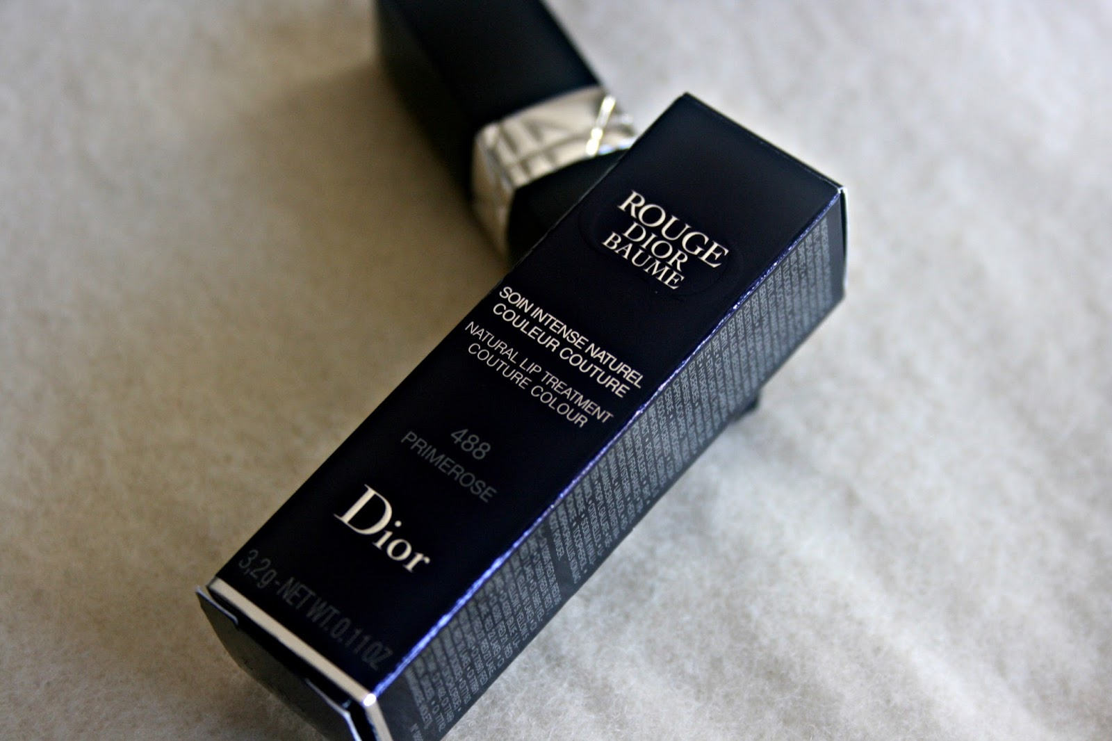 Dior Rouge Dior Baume in 488 Primerose