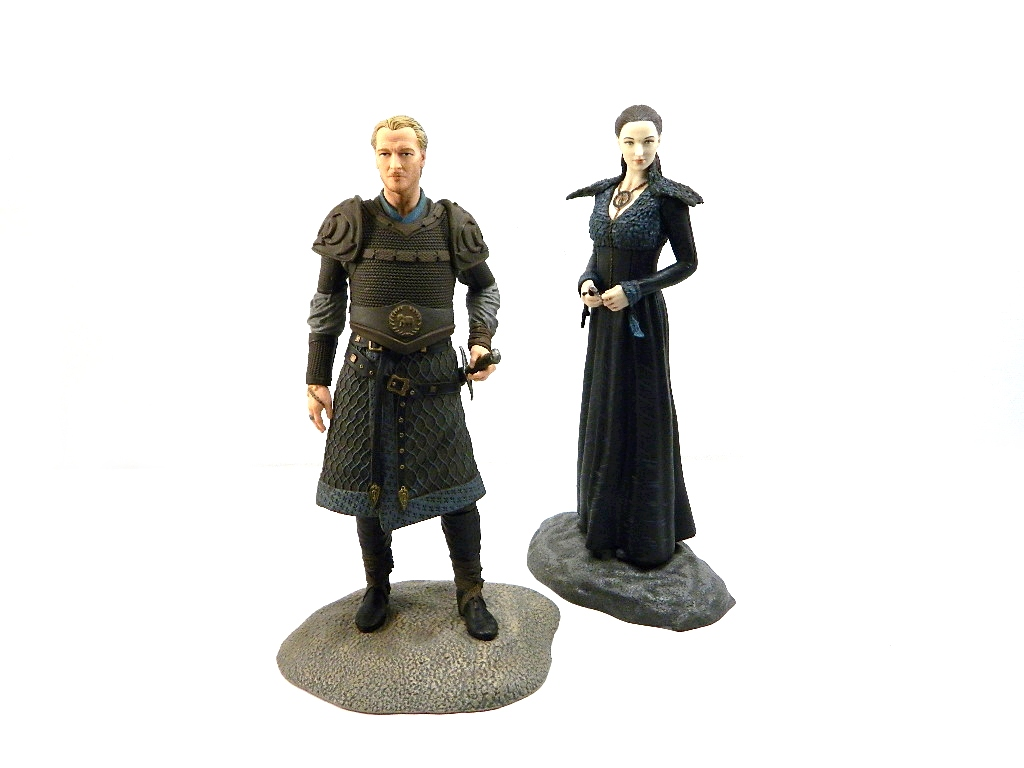 Game Of Thrones Toys : Home dark horse game of thrones figures series