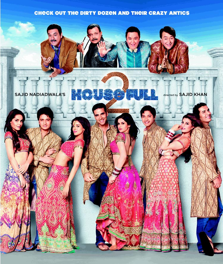 Movie Full Free Download: Housefull 2 Full Movie HD Free Download
