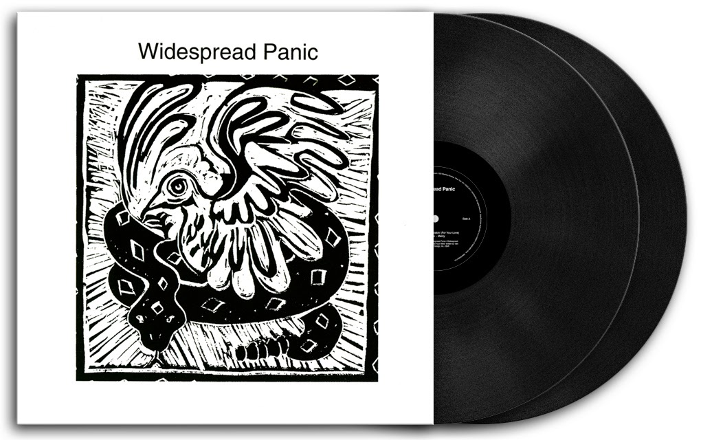 Widespread Panic - Self Titled LP