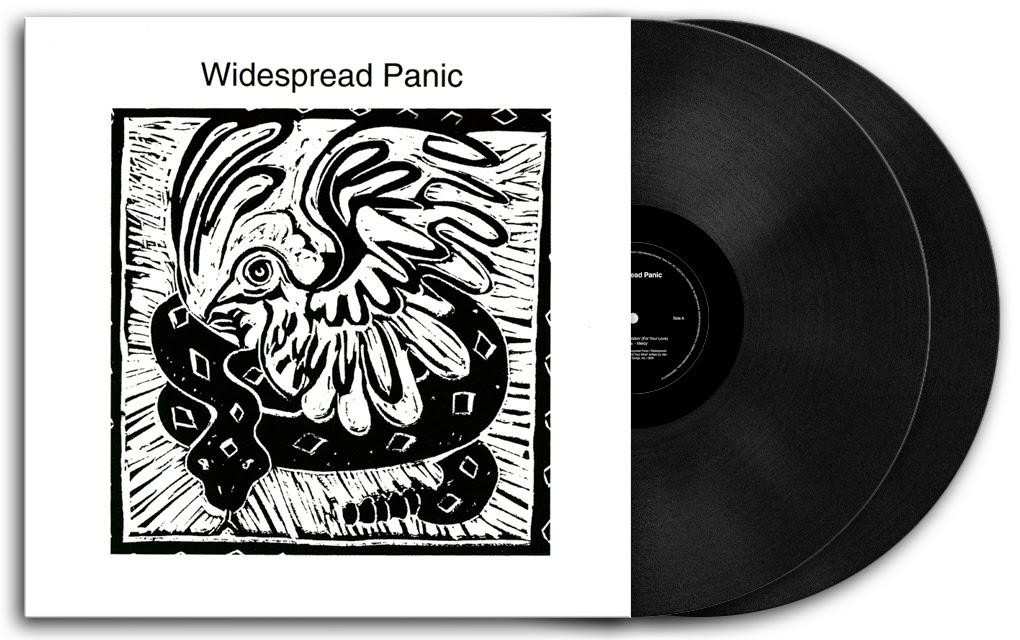 Widespread Panic - Self Titled LP