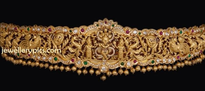 swarnamahal gold temple vaddanam design