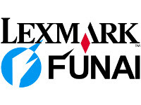 Lexmark and Funai Logo
