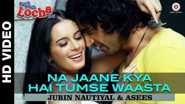 Na Jaane Kya Hai Tumse waasta song