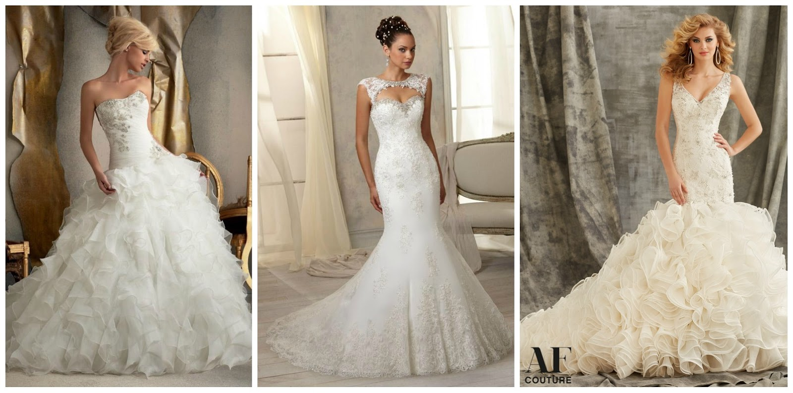 Brides of America Online Store: December 2015