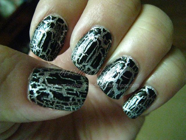 I\'m joining the bandwagon with Cracked Nail Polish! - MrsMartinez\'s ...