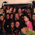 Peter Okoye's fiancée Lola Omotayo holds bachelorette party [PHOTOS]