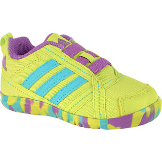 Sports authority coupon 25%: Adidas Toddler Girls' NatWeb I Running Shoes