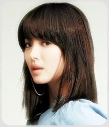 Foto Model Rambut Sebahu
