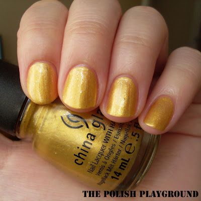 China Glaze Champagne Bubbles