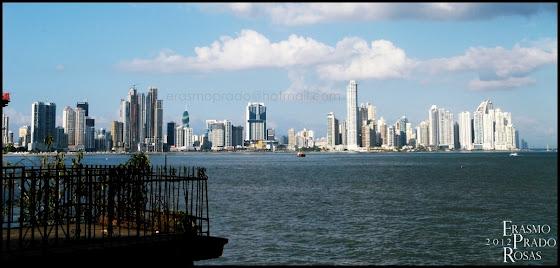 Ciudad de Panamá (Vista desde el Casco Antiguo)